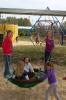 Auf dem Schulhof - ein Sonnentag