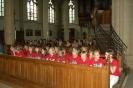Abschlussgottesdienst Klasse 4 - 2012