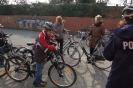 Training für die Fahrradprüfung