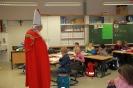 Der Nikolaus im ersten Schuljahr